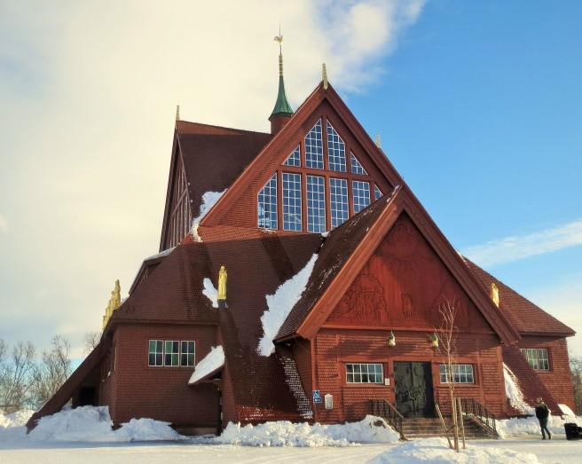 Kiruna. crédit photo : Anais Bgs