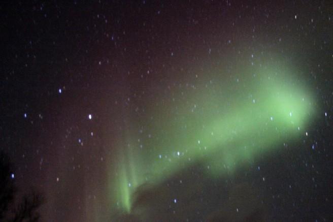 aurore boréale abisko L.lebrun