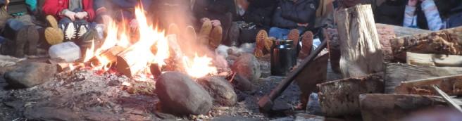 sami feu laponie